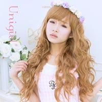 【Unigirl(ユニガール)】  ブロンディア『プリンセスドーリーロング』 ハニーブロンド