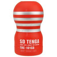 SD TENGA ディープスロートカップ(赤カップ)